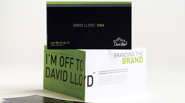 David Lloyd – Brand repositioning