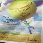 The David Lloyd 'Have the summertime of your life' campaign launch