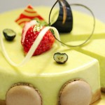 GREEN TEA CHEESECAKE – A tempting cheesecake with a Chinese twist