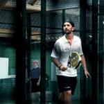 Padel Tennis hits David Lloyd Bushey