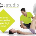 David Lloyd Studio…  Right Up Your Street