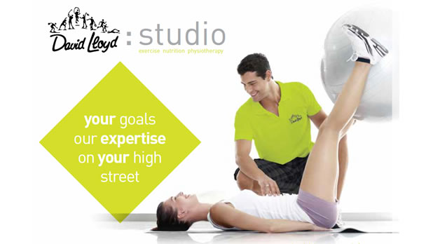 David Lloyd Studio…  Right Up Your Street