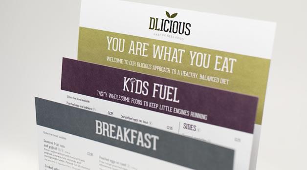 A Dlicious Food Philosophy
