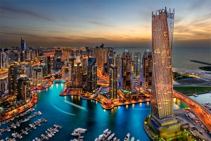 Pushing the boundaries in Dubai