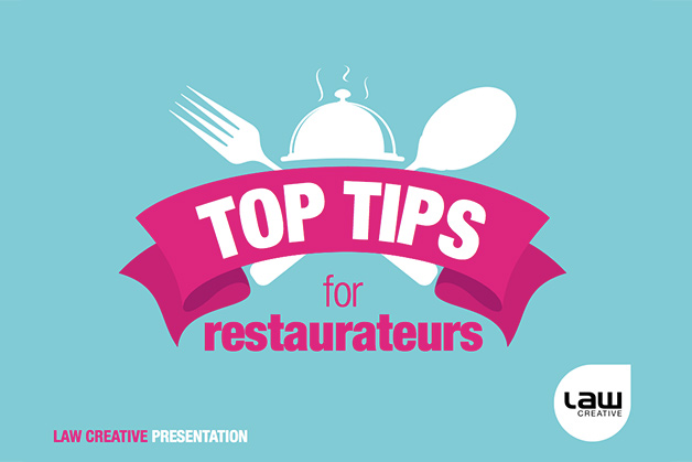 Top Tips For Restaurateurs