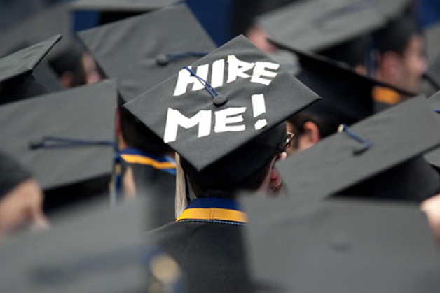 Hire Me - Graduation Day