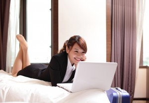 Chinese Women leading the way in Hotels