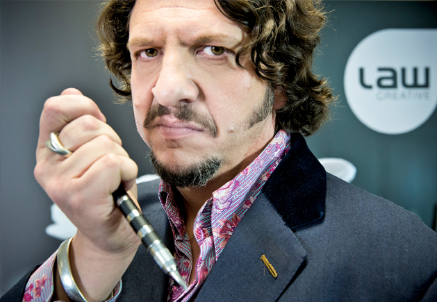 JAY RAYNER LAYS DOWN THE LAW