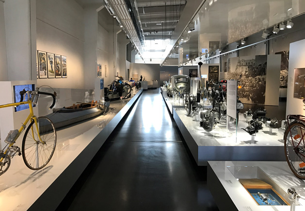 A visit to the SACHS Museum