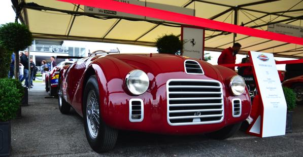 FerrariFirst